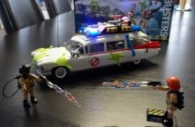 The Playmobil Ghostbusters Ecto-1