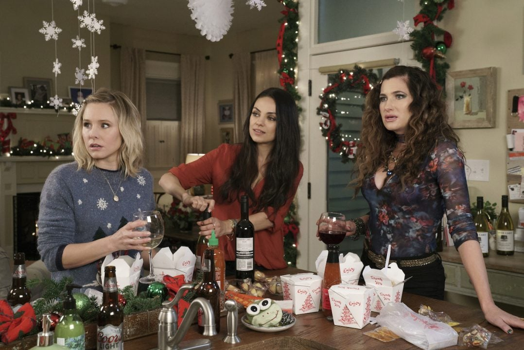 A Bad Moms Christmas Girls Night In