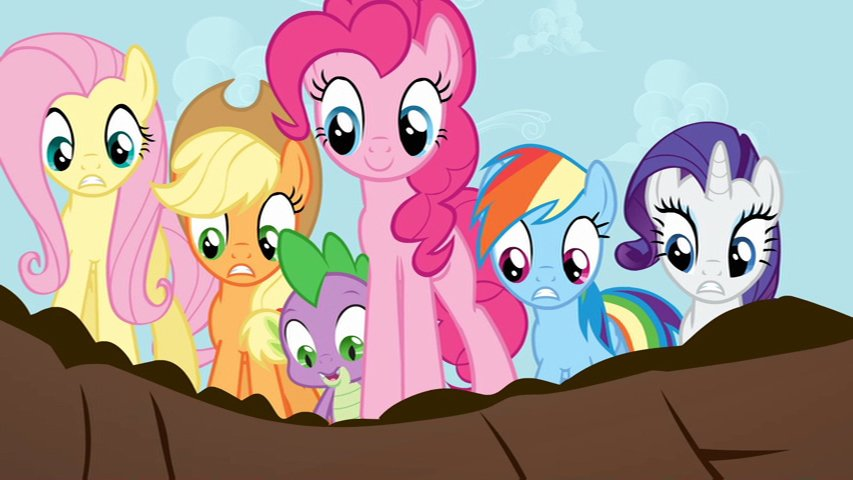 My Little Pony Friendship Is Magic Spring Into Friendship