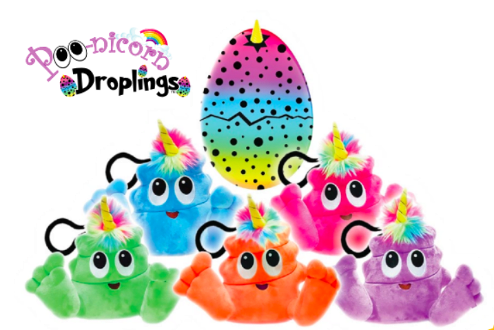 poo nicorn droplings