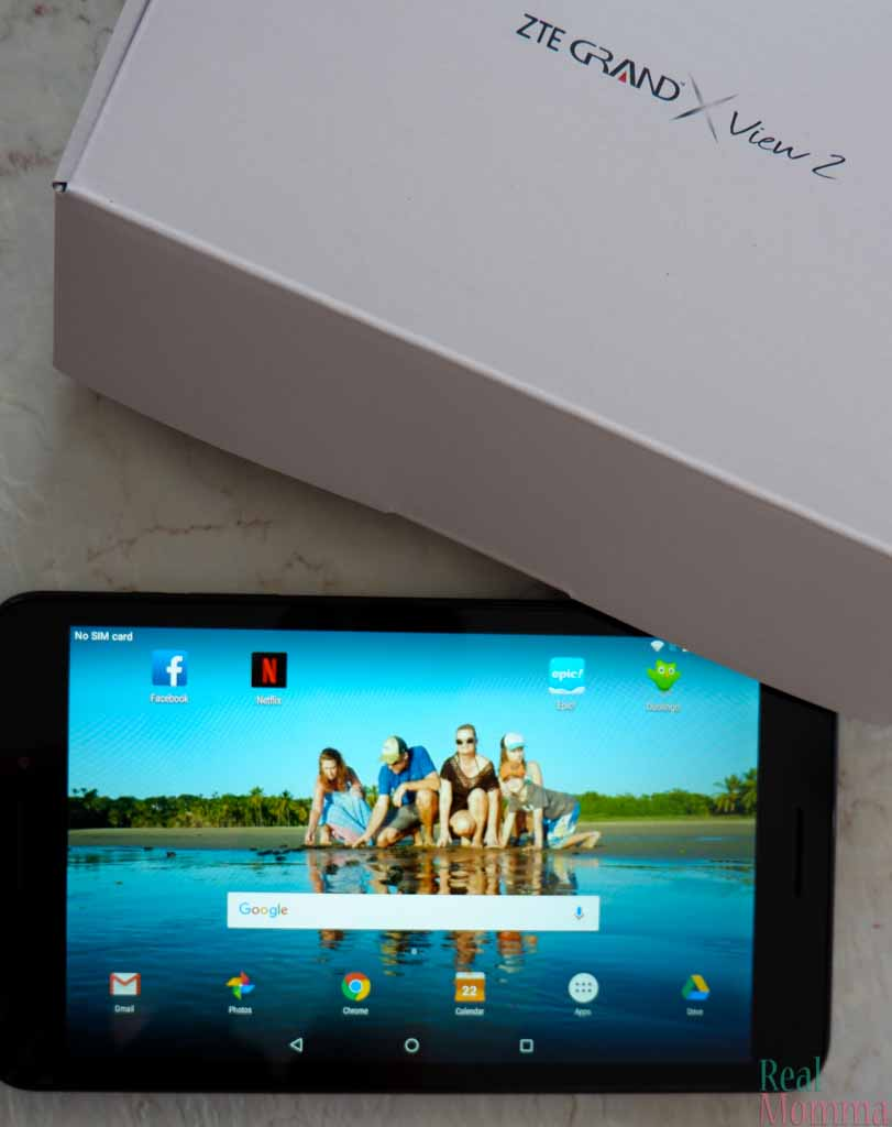 Meet the Affordable Reliable and Lightning Fast ZTE Grand View 2