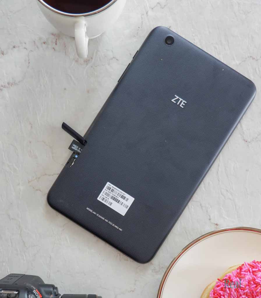 ZTE Grand X View 2 tablet expandable memory