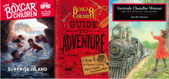 Boxcar Children Book Giveaway