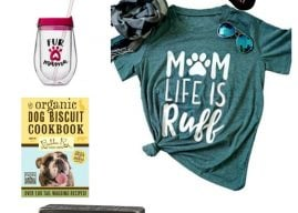 Mother's Day Gifts for Moms Who Love Their Dogs