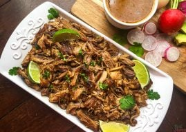 Instant Pot Pork Carnitas Recipe