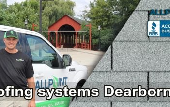 Roofing Systems Dearborn MI