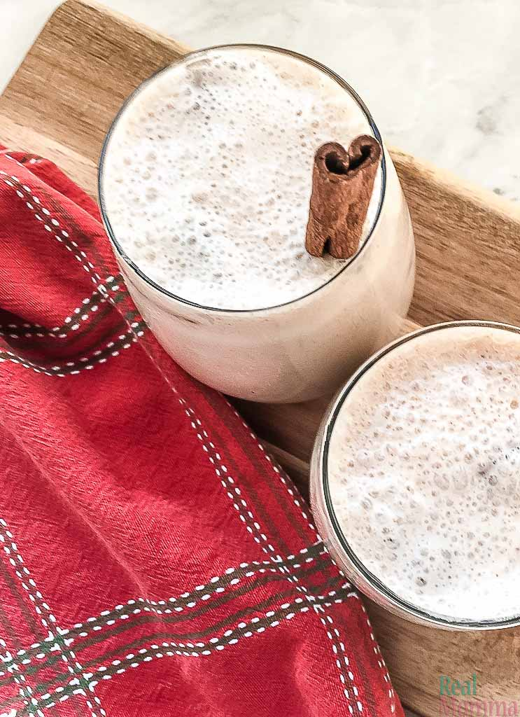 Naturally Sweetened Mexican Horchata Recipe