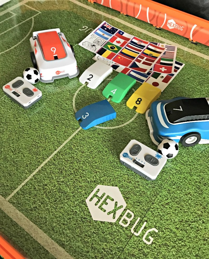 HEXBUG Robotic Soccer Set