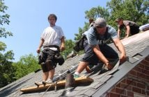 Roofing repairs canton Michigan