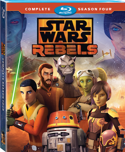 Star Wars Rebels The Complete Fourth Season