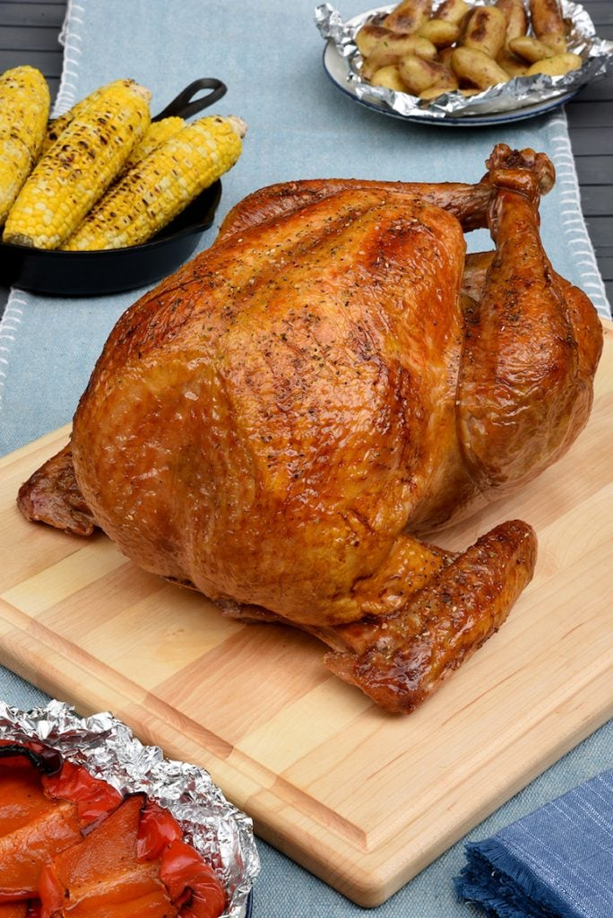 Summer Grilling with Canadian Turkey