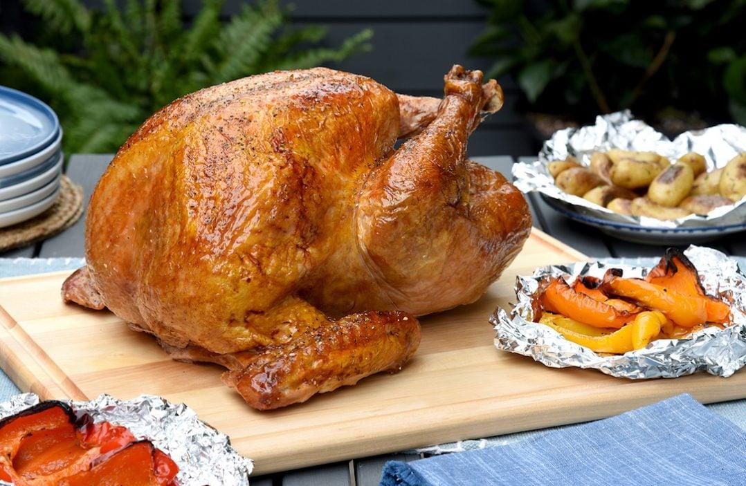 Summer s Best BBQ d Turkey Recipe