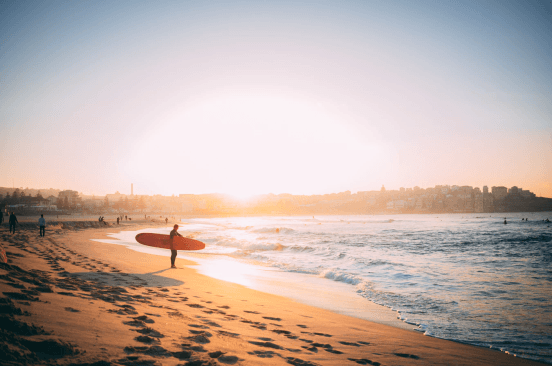 Beautiful Beaches and Amazing Surfing