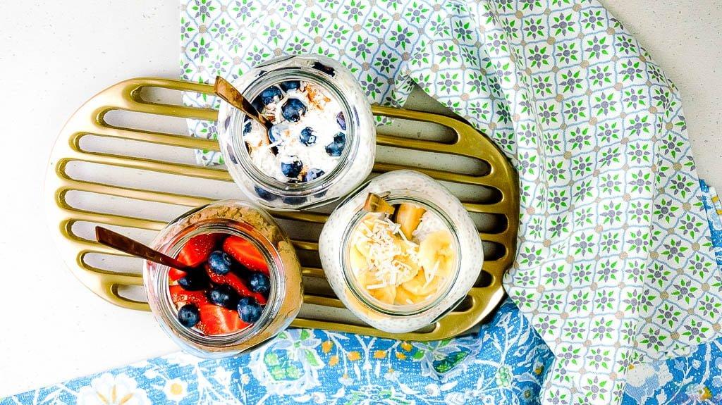 Quick and Easy Chia Pudding Recipe