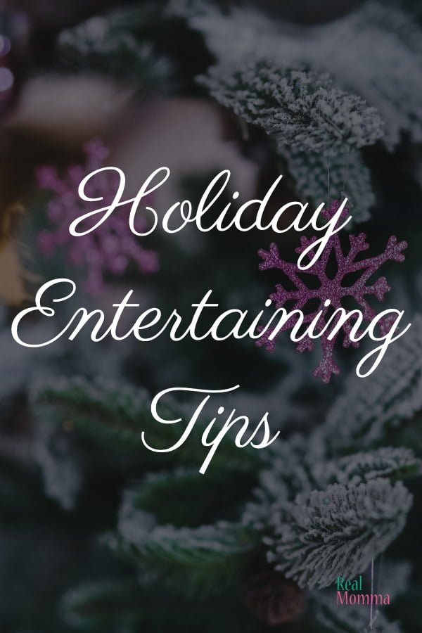 holiday entertaining tips that are perfect for the indoor allergy season