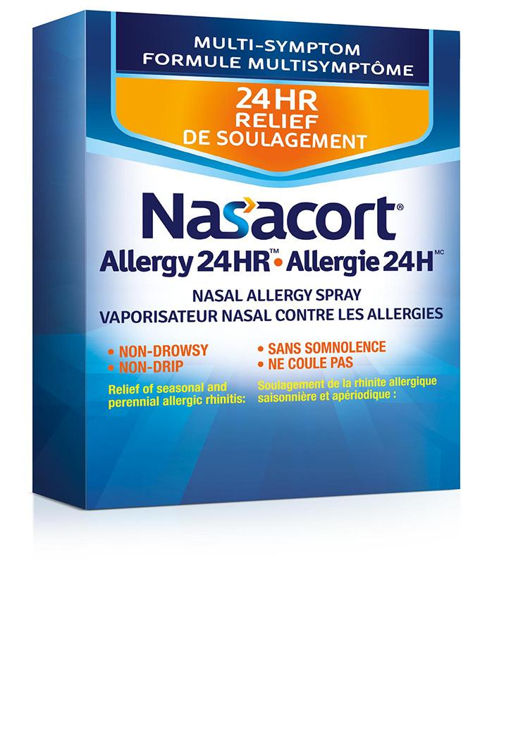 nasacort for indoor allergies