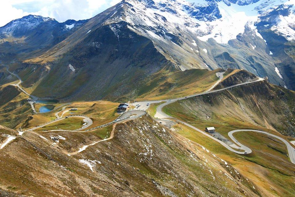 Grossglockner Hochalpenstrasse Austria Road Trip