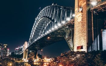 Sydney Australia night life