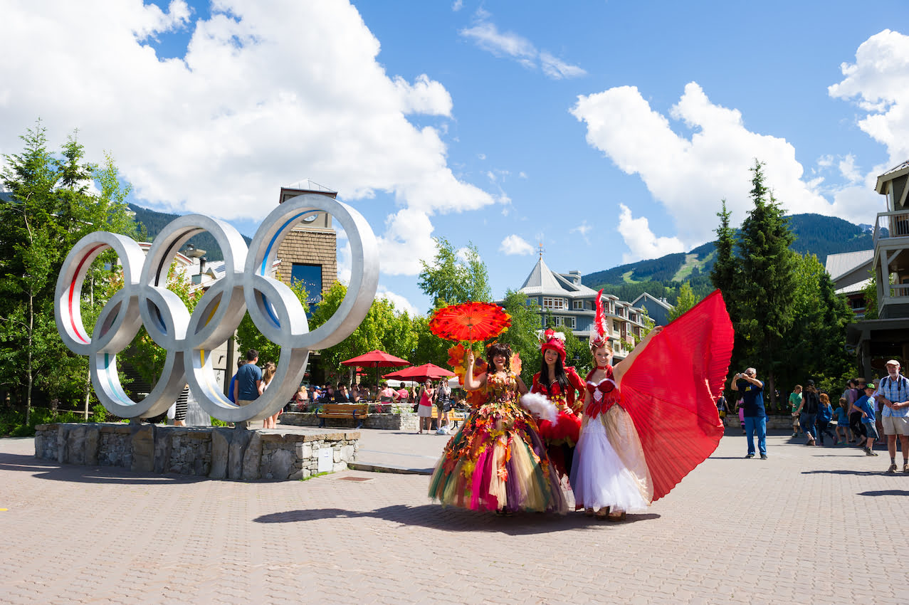 Canada Day in Whistler Tourism Whistler