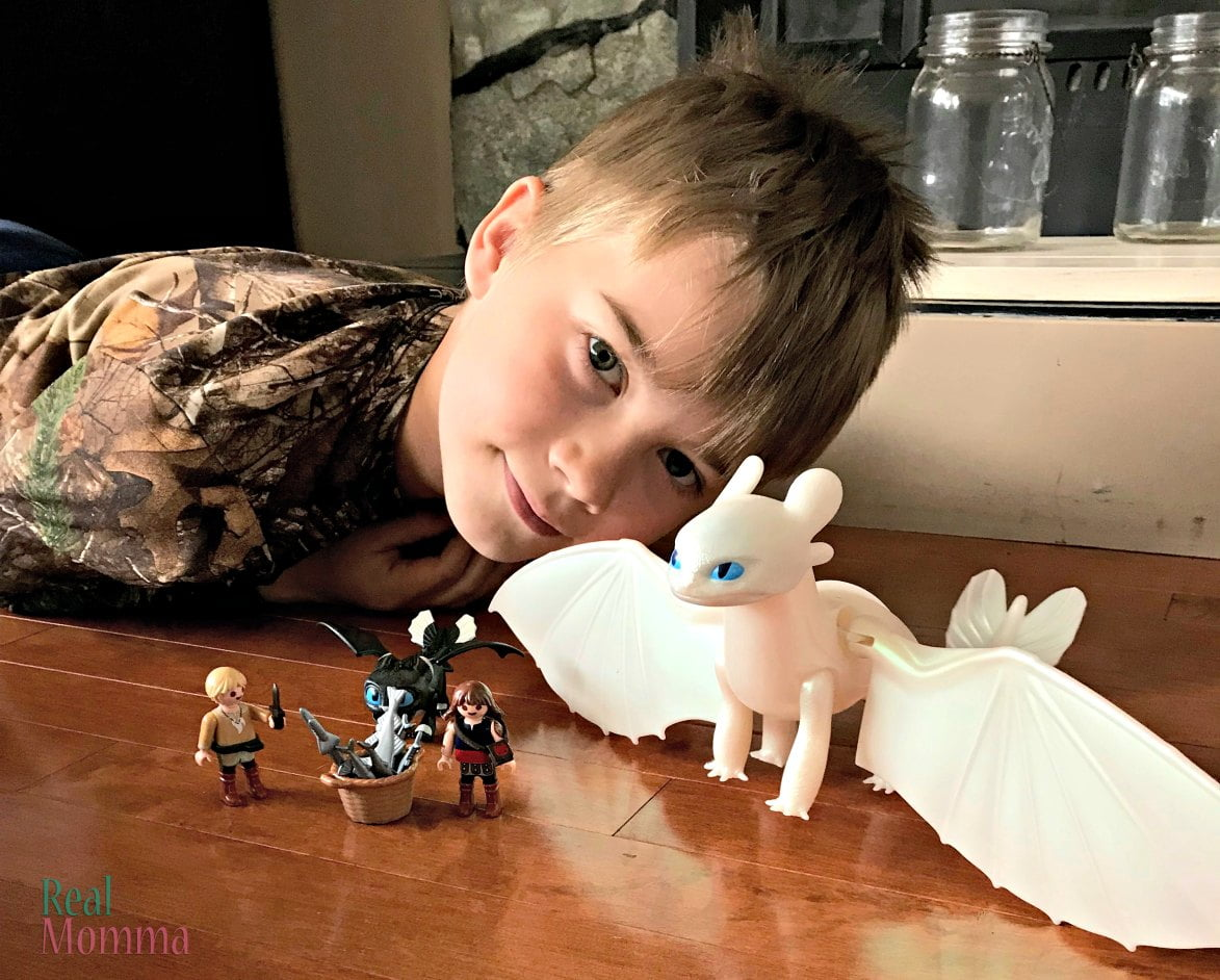 playmobil dragons III