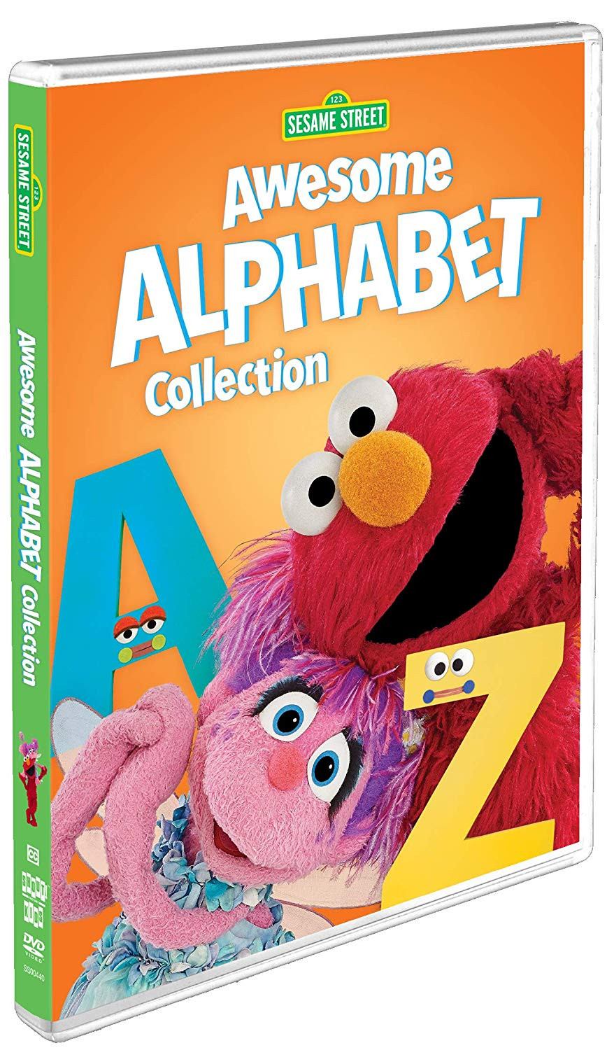 sesame street awesome alphabet collection