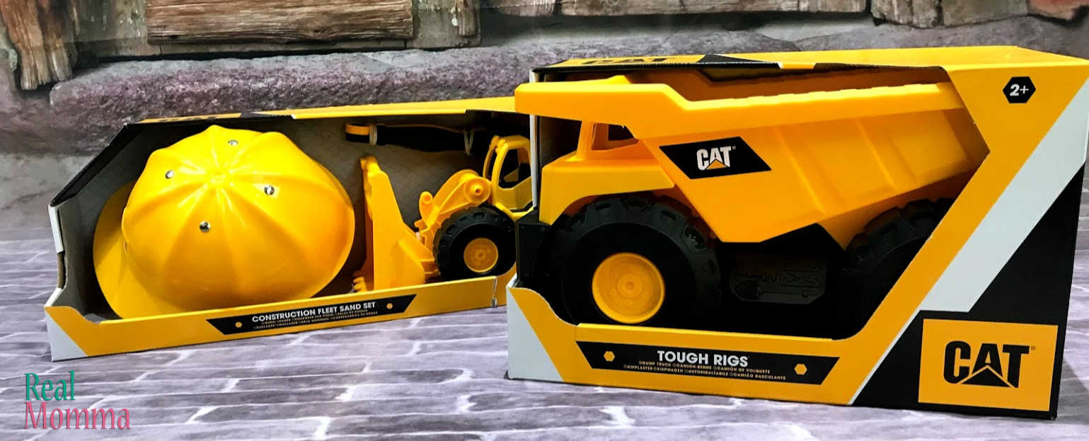 cat tough rigs