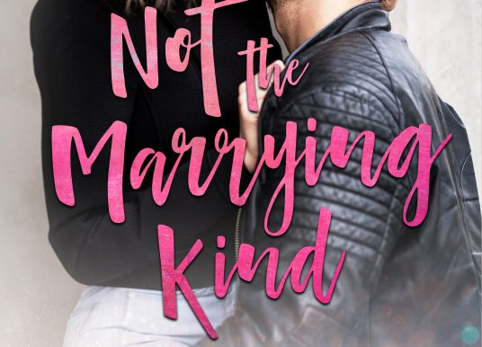 Must Read: Not the Marrying Kind by Kathryn Nolan